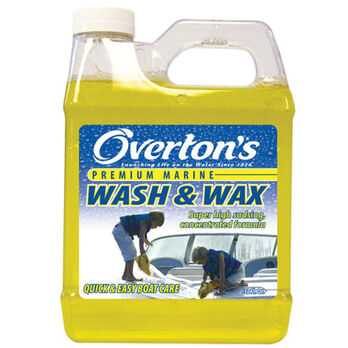 Boat Wash And Wax, 32 oz.