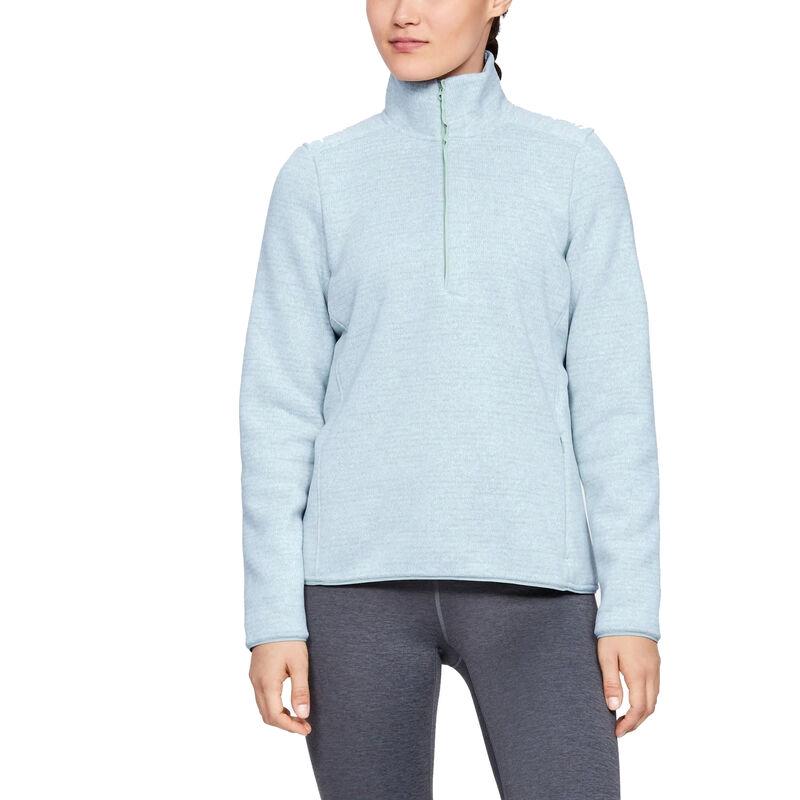 Under Armour Women's Wintersweet 2.0 Half-Zip Pullover image number 6
