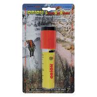 Orion Search And Rescue Orange Smoke Signal