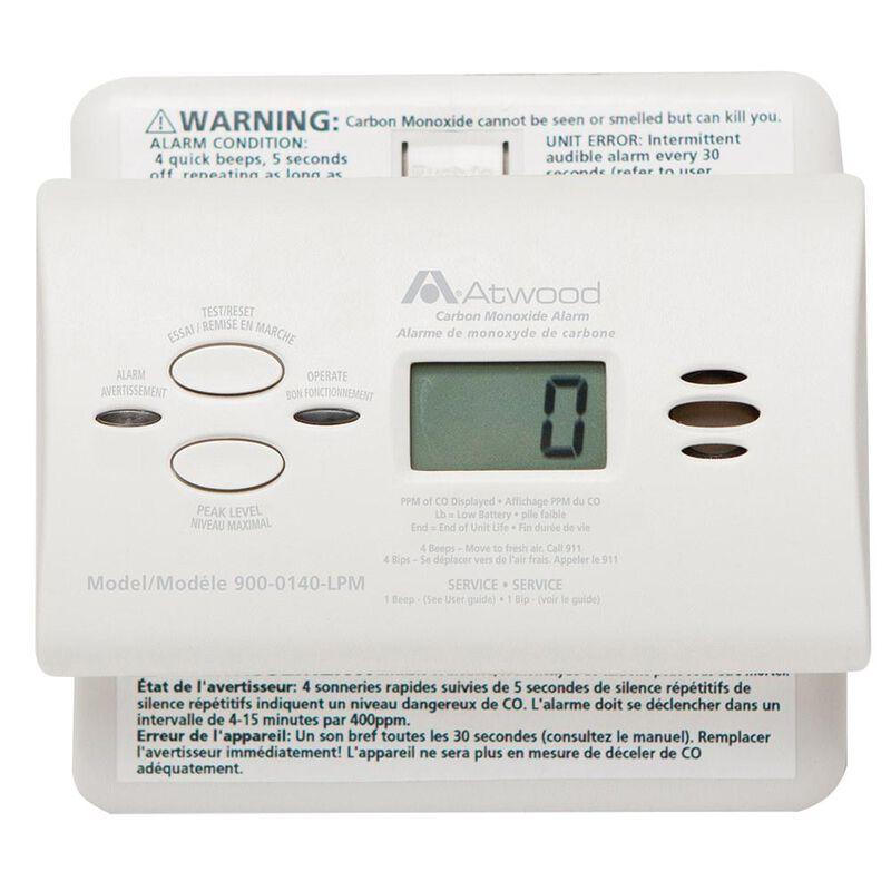 Atwood LED Digital CO Alarm image number 1