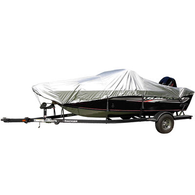 """Covermate 300 Trailerable Boat Cover for 16'-18'6"""" Fish and Ski Boat"""