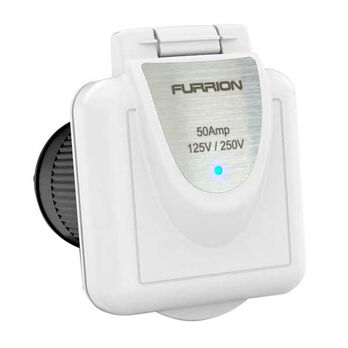 Furrion 50A Power Inlet