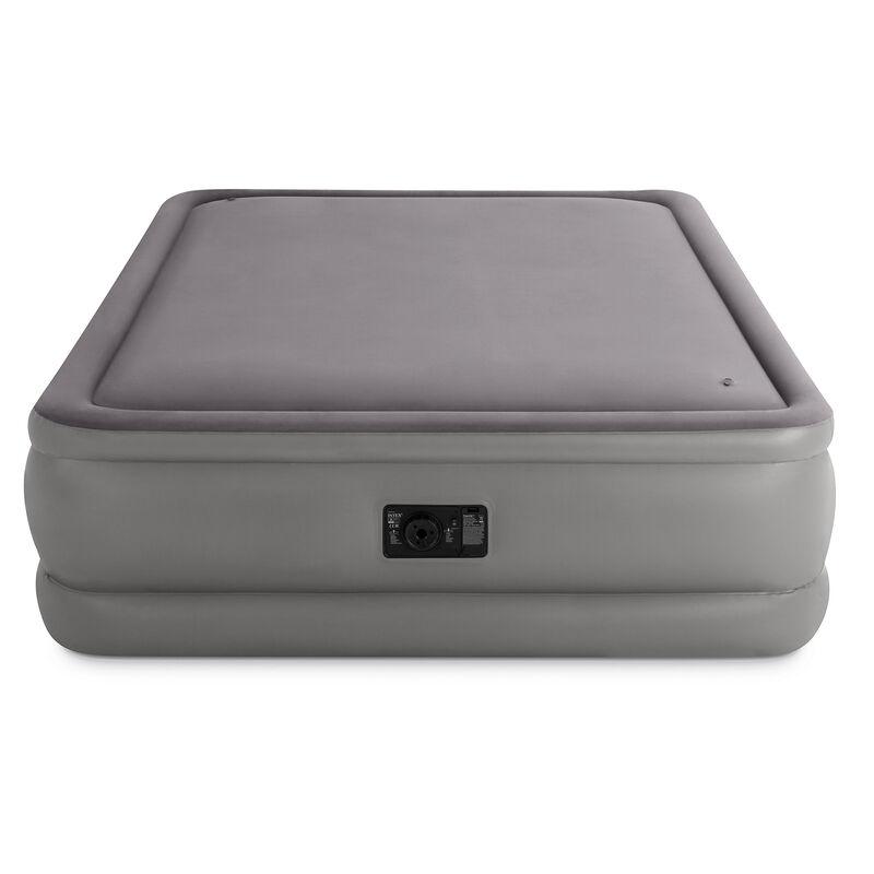 Intex Dura-Beam Foam-Top Airbed with Fiber-Tech, Built-In Pump, Queen image number 2