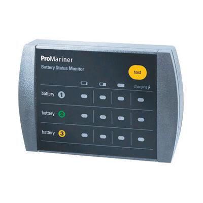 ProMariner Remote Battery Bank Status Monitor
