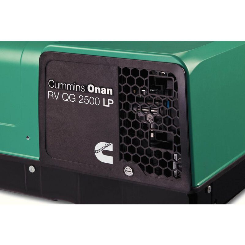 Onan QG 2500 LP Generator image number 2