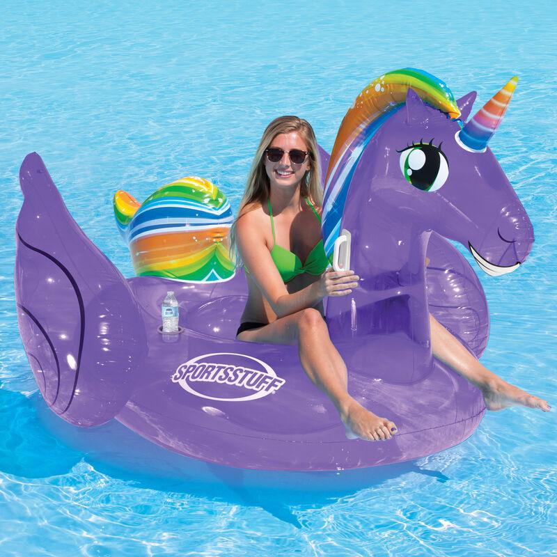Sportsstuff Magical Unicorn Pool Float image number 2