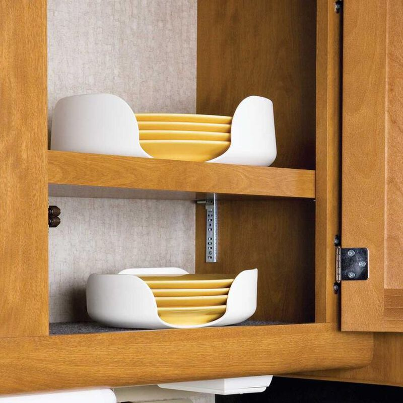 Camco Stack-A-Plate Dish Organizer image number 3