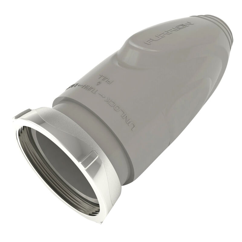 Furrion 50A Female Connector Cover (Silver) image number 1