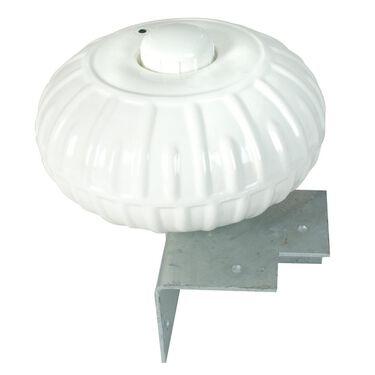 Dockmate Corner-Mount Inflatable 12'' Dia. Dock Wheel