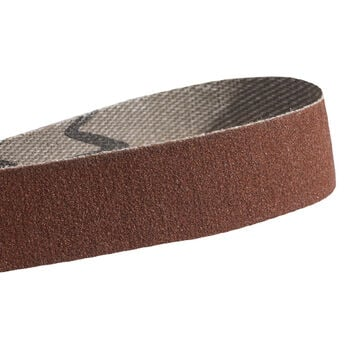 Replacement belts for Smith's Abrasivdes Cordless Knife & Tool Sharpener, Fine