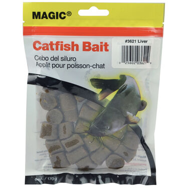Magic Bait Prepared Dough Catfish Bait