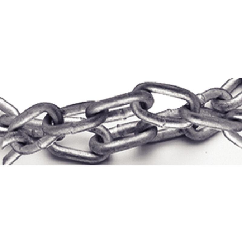 "CMP G43 Galvanized Mooring Chain, 3/8"" x 200' image number 1"