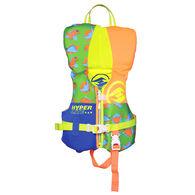 Hyperlite Pro V Infant Life Jacket, Blue/Orange