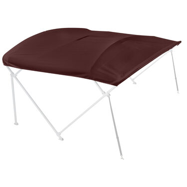 """Traditional Pontoon Bimini Top Fabric Only, SurLast Polyester, 90""""-96"""" Wide"""