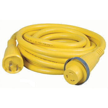 Hubbell HB6103 25' 30-Amp Shore Power Cord