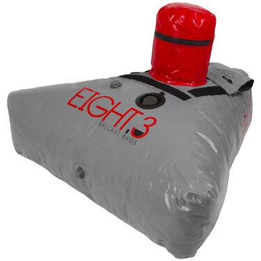 Ronix Eight.3 Telescope Triangle-Shape Ballast Bag, 600 lbs.