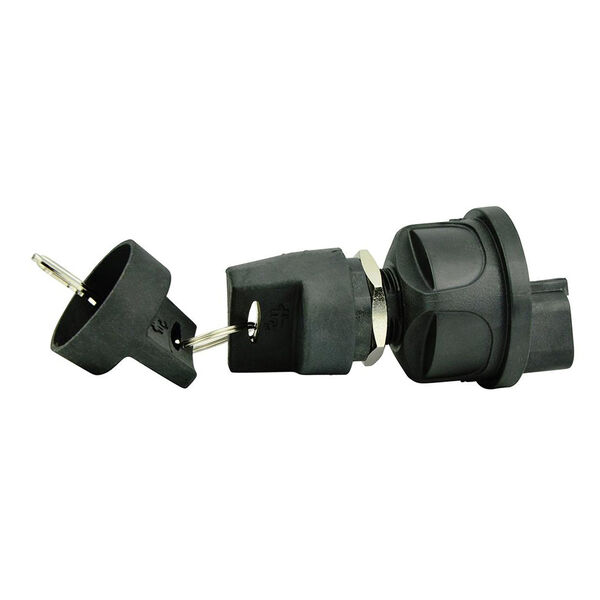BEP 3 Position Sealed Ignition Switch, Off/Ignition & Accessory/Start