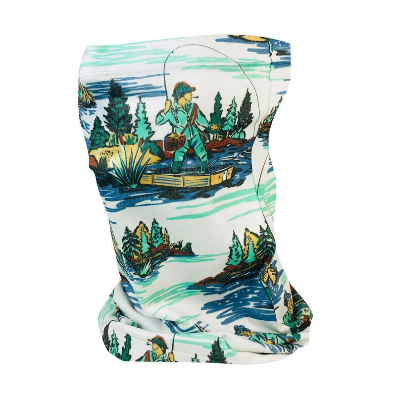 Reel Obsession Men's Boathouse/Lakeshore Buff image number 2