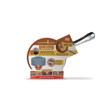 """Copper Chef 10"""" Non-Stick Pan"""