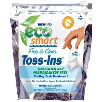 Eco Smart Free & Clear Toss-Ins