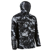 HUK Men's Camo Packable Rain Jacket