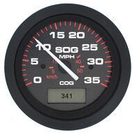 "Sierra Amega 3"" GPS Speedometer With LCD Heading Display, 35 MPH"