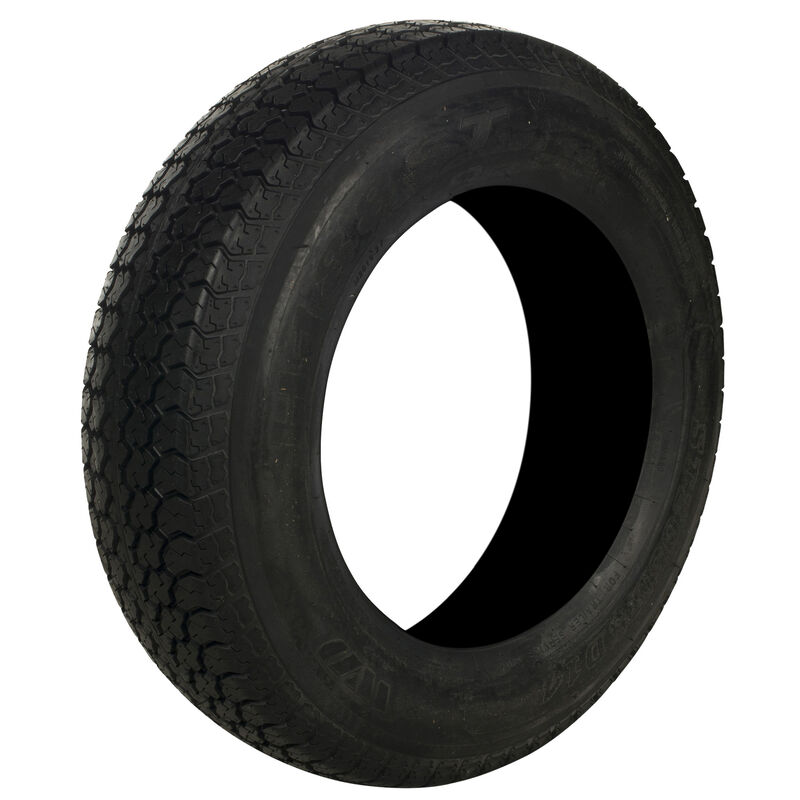Tredit H188 Bias Trailer Tire Only, 4.80 x 12 image number 1
