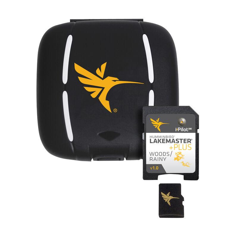 Humminbird LakeMaster Plus Chart MicroSD/SD Card, Lake of the Woods/Rainy image number 1