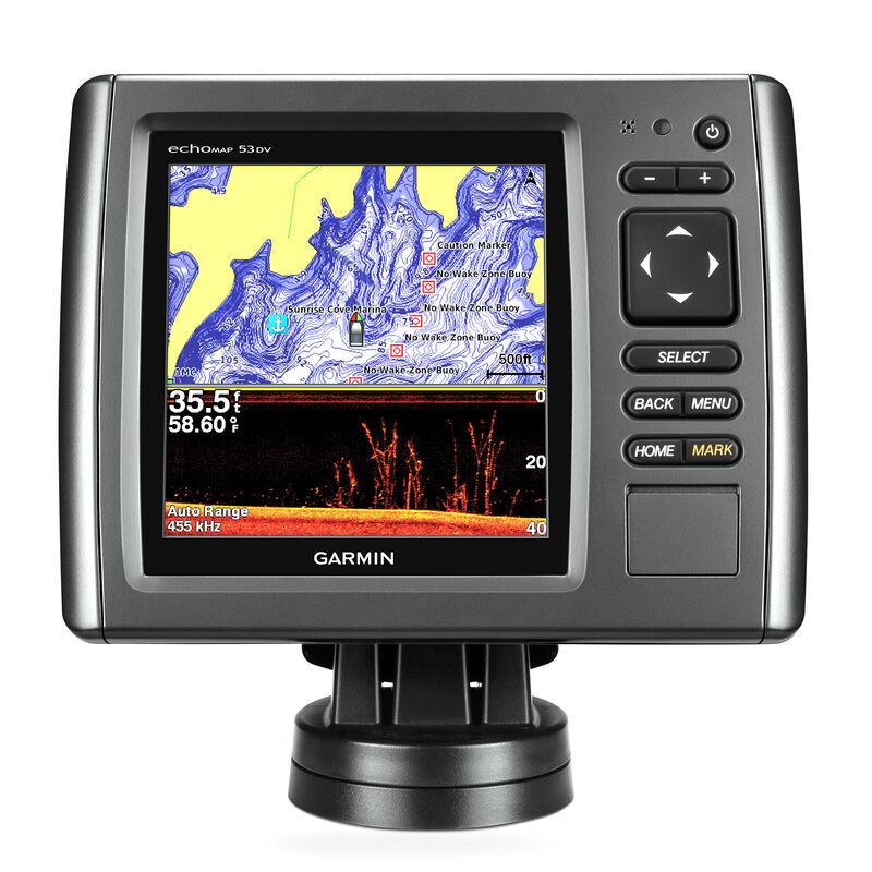 Garmin echoMAP 53DV Chartplotter/Fishfinder image number 2