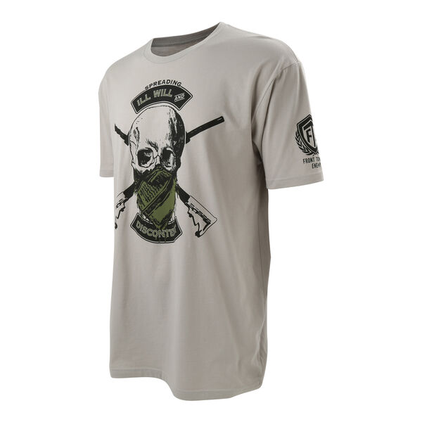 FTE Men's Skull Short-Sleeve Tee