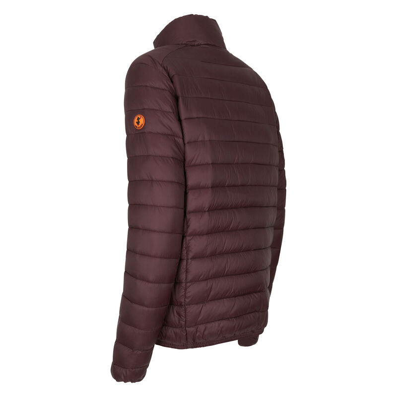 Save The Duck Men's Giga Mid Quilted Winter Coat image number 2