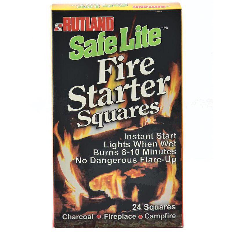 Safe Lite Fire Starter Squares image number 1