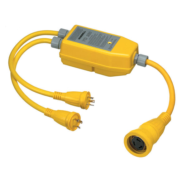 """Hubbell YQ230 """"Smart"""" Adapter"""