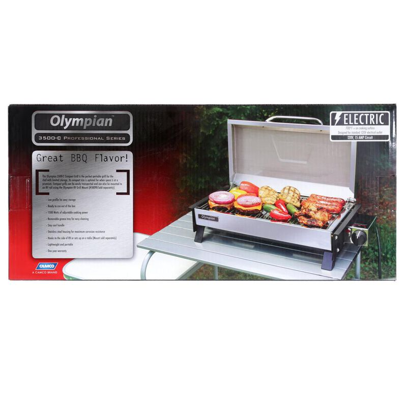 Electric Mounting Grill image number 3