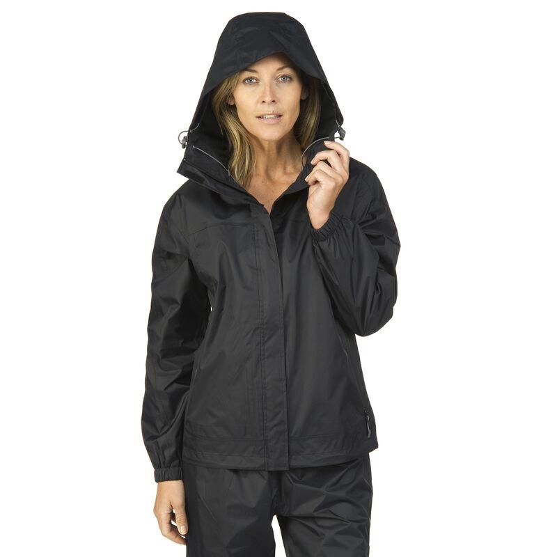 Ultimate Terrain Women's Thunder-Cloud II Rain Jacket image number 10