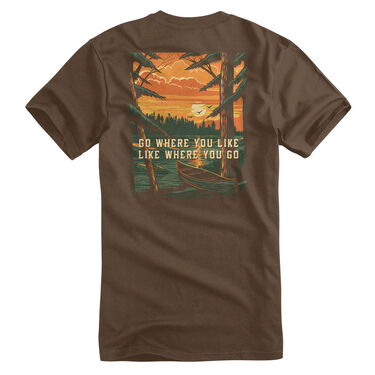 Points North Men's Go Short-Sleeve Tee
