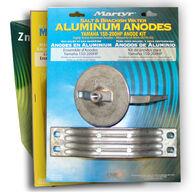 Martyr Anode Kit For Yamaha 150, Aluminum