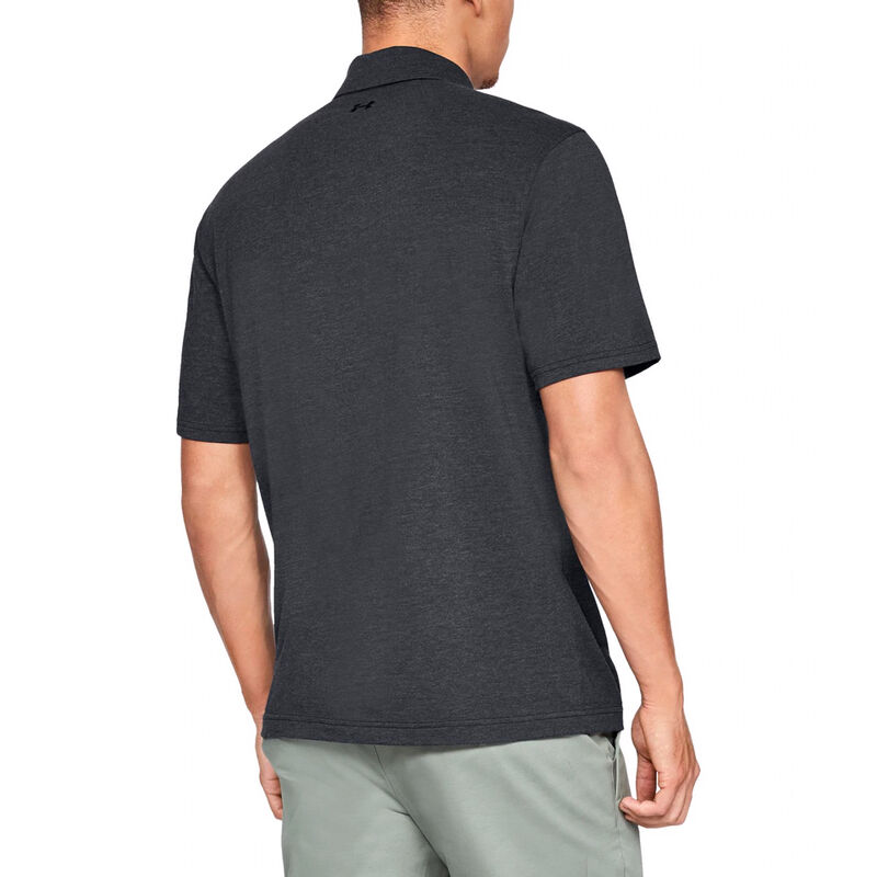 Under Armour Men's Charged Cotton Scramble Polo image number 9