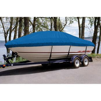 Trailerite Ultima Boat Cover For Boston Whaler 17 Outrage O/B w/Rails