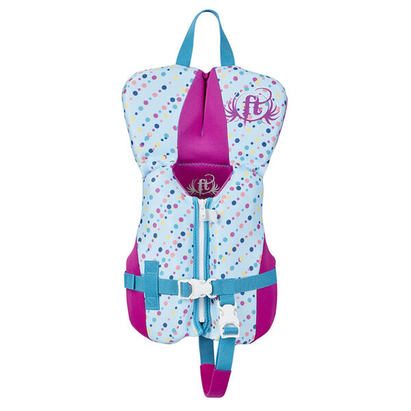Full Throttle Infant Hinged Rapid-Dry Flex-Back Vest