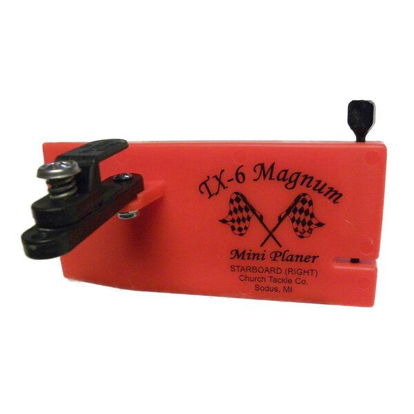 Church Tackle TX-6 Magnum Mini Planer Board Port, Right