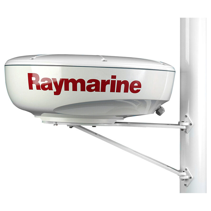 Scanstrut Mast Mount for Raymarine 4 kW Radome and Small Satcom/TV Antennas image number 1