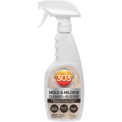 303 Mold And Mildew Cleaner + Blocker 16 oz.