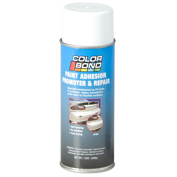Color Bond Hard Plastic Adhesion Promoter, 12 oz.