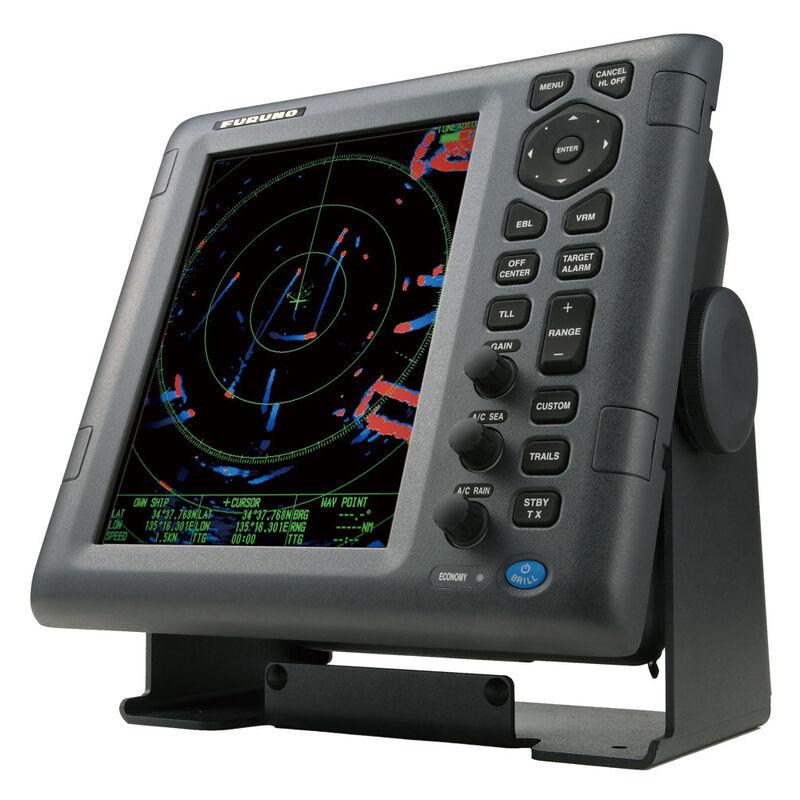 Furuno 1835 Radar Display image number 1