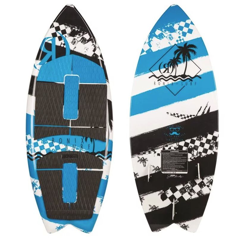 Ronix 2019 Super Sonic Space Odyssey Fish Wakesurf Board image number 1