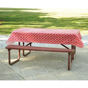 Quad Tablecloth
