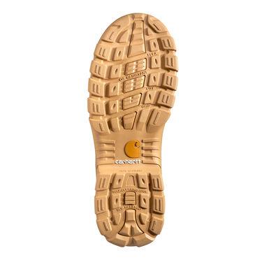 Carhartt Men's 6'' Wheat Rugged Flex Waterproof Composite Safety Toe Work Boot