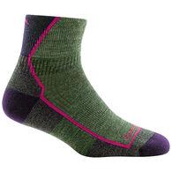 Darn Tough Women's Hiker Quarter Midweight Hiking Sock