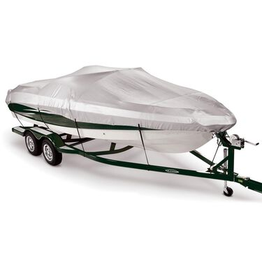 Covermate 150 Mooring and Storage Boat Cover for 17'-19' V-Hull Boat
